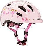 ABUS Unisex Jugend SMILEY 2.0 Fahrradhelm, rose princess, S